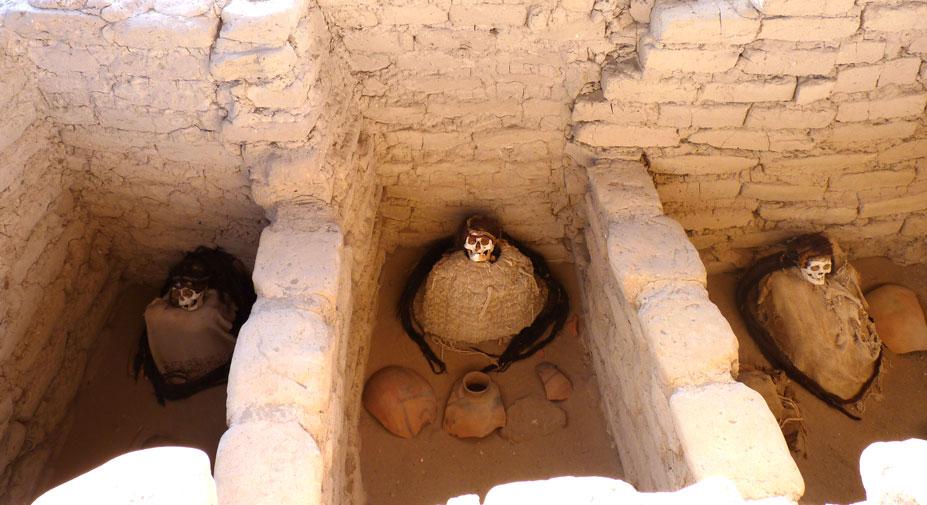 Chauchilla Cementery