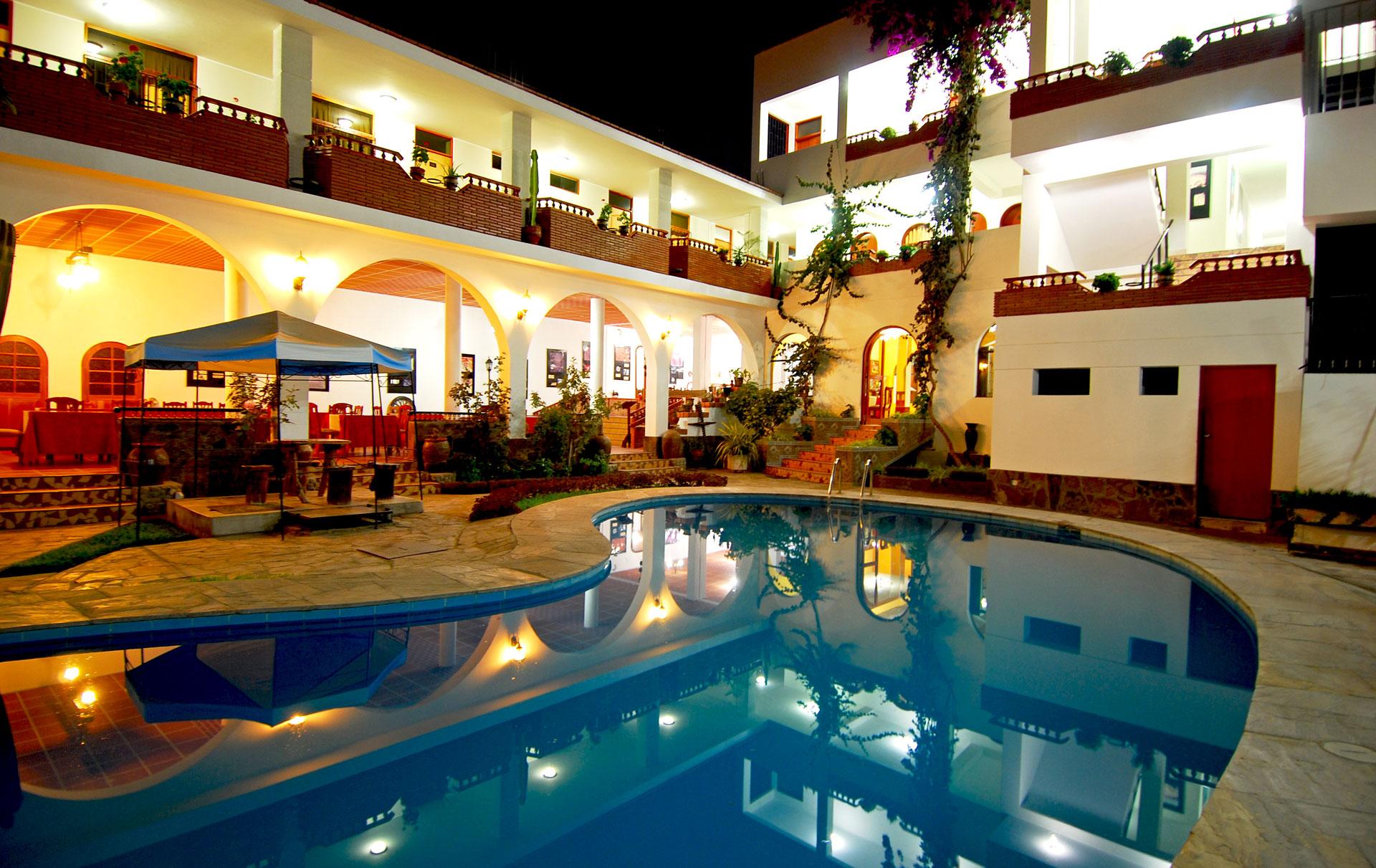 Hotel in Nazca