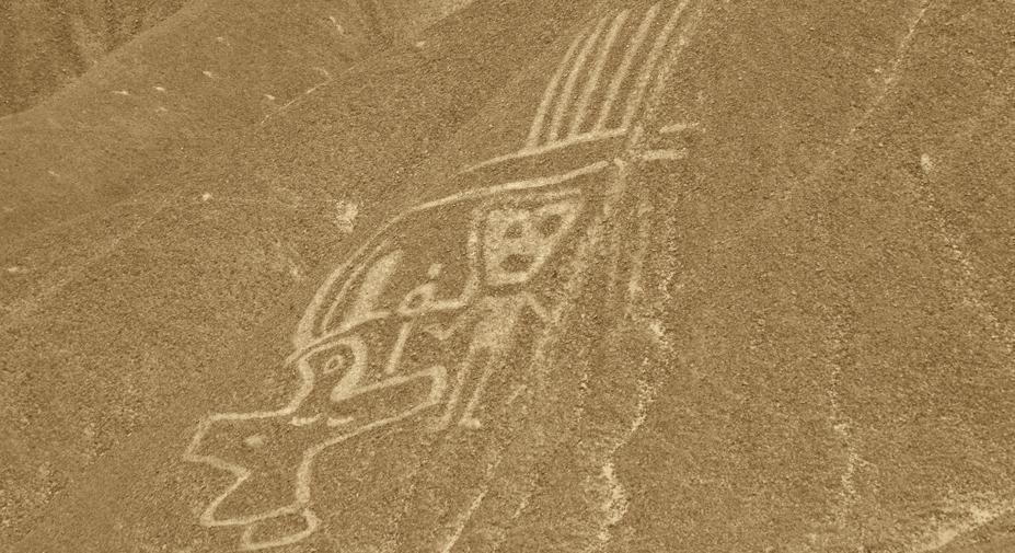 Nazca Palpa Lines Flight